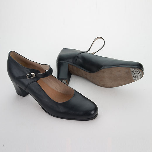 Туфли Фламенко
